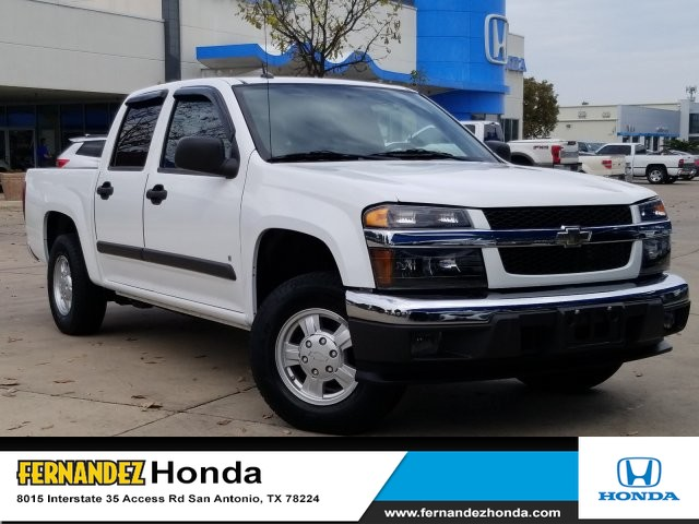 Pre-Owned 2008 Chevrolet Colorado LT w/1LT