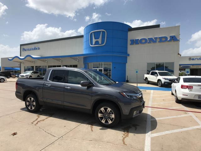 New 2019 Honda Ridgeline Rtl E Pickup Truck In San Antonio Kb009544