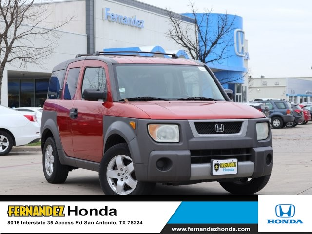 Pre-Owned 2004 Honda Element EX