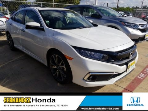 Pre-Owned 2019 Honda Civic Sedan Touring