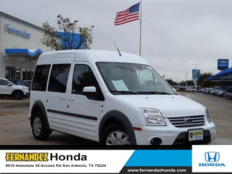 Pre-Owned 2012 Ford Transit Connect Wagon XLT Premium